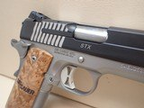 """Sig Sauer Model 1911 STX Custom Shop .45ACP 5"""" Barrel Stainless Steel 1911 Pistol w/3 Mags**SOLD** - 4 of 20"""