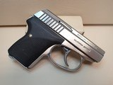 """Seecamp LWS-32 California Edition .32ACP 2"""" Barrel Stainless Steel Compact Pistol w/6rd Magazine"""