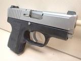 """Kahr PM40 .40S&W 3""""bbl SS Pistol w/Night Sights - 4 of 13"""