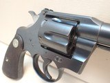 "Colt Officers Model Target .38spl 6"" Heavy Bbl Blued Revolver 3rd Issue 1920mfg - 4 of 19"