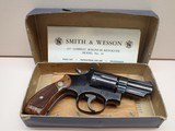 "S&W Model 19-3 .357 Mag 2.5""bbl Blue Revolver 1970-71mfg"