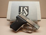 "Seecamp LWS-32 .32ACP 2""bbl SS Pistol w/Box + Papers"