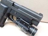 """Sig Sauer P226R-40-BSS .40S&W 4.4""""bbl Pistol w/Box, Two 10rd Mags, Streamlight TLR-2 HL - 5 of 20"""