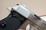 """Walther (Interarms) PPK .380ACP 3.25""""bbl SS Pistol w/2 Mags - 3 of 17"""