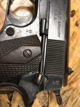 Very Rare Springfield 1911 NRA edition ore WWI - 2 of 11
