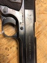 Very Rare Springfield 1911 NRA edition ore WWI - 4 of 11