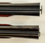 Winchester Model 21 Custom Shop 20 ga Factory Letter 2 Barrel Set - 12 of 15