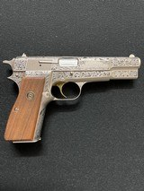 Browning Hi-Power Louis XVI 9mm