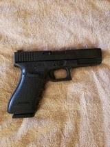 Glock Mod 21 45 ACP