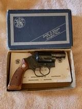 1969 Smith&Wesson Revolver
