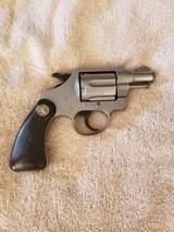 Colt Cobra L.W. .38 Spl