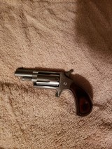 North American Arms Derringer .22 Mag - 2 of 2