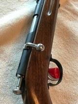 Remington 33 Bolt action single shot 22 rifle - 1 of 11