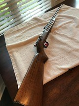 Remington 33 Bolt action single shot 22 rifle - 2 of 11