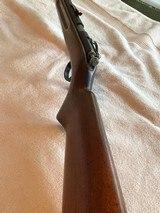 Remington 33 Bolt action single shot 22 rifle - 10 of 11