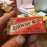 Airway 22 short Gamble Stores-highly sought after