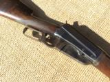 Deluxe 1895 Winchester in super rare 30-03 and in takedown, oil finish stock - 4 of 15