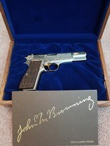 Browning Hi Power Gold Classic 9MM