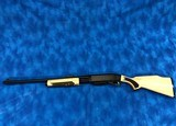 Remington 7600 in 35 Whelen Limited Edition Maple Stock One of 250