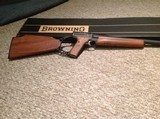 Browning buckmark rifle new in box