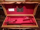 Original As New James Purdey & Sons Oak and Leather Case For 28ga Pair