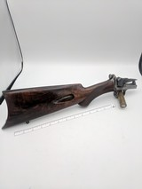 Rare Beautiful 1903 Winchester Deluxe RIfle Stock and Parts