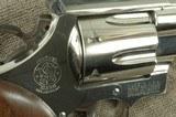 Smith & Wesson Model 29 (no dash) .44 Magnum Revolver in Nickel (1958-1959) - 8 of 15