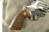 Smith & Wesson Model 29 (no dash) .44 Magnum Revolver in Nickel (1958-1959) - 12 of 15