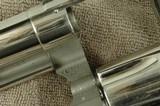 Smith & Wesson Model 29 (no dash) .44 Magnum Revolver in Nickel (1958-1959) - 5 of 15