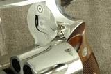 Smith & Wesson Model 29 (no dash) .44 Magnum Revolver in Nickel (1958-1959) - 13 of 15