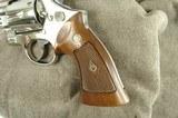 Smith & Wesson Model 29 (no dash) .44 Magnum Revolver in Nickel (1958-1959) - 11 of 15