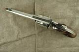 Smith & Wesson Model 29 (no dash) .44 Magnum Revolver in Nickel (1958-1959) - 3 of 15