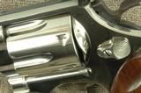 Smith & Wesson Model 29 (no dash) .44 Magnum Revolver in Nickel (1958-1959) - 9 of 15