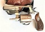 "Smith & Wesson Model 19-3 ~ .357 Magnum ~ 2 1/2"" Barrel w/ Custom Alligator Paddle Holster - 4 of 7"