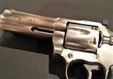 """Colt King Cobra ~ .357 Mag ~ 4"""" Barrel ~ SS"""