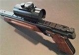 "Browning Buck Mark Silhouette Semi-Auto Pistol ~ 22 LR ~ 9 7/8"" Barrel ~ Simmons Red Dot - 7 of 13"