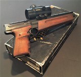 "Browning Buck Mark Silhouette Semi-Auto Pistol ~ 22 LR ~ 9 7/8"" Barrel ~ Simmons Red Dot - 12 of 13"