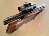 "Browning Buck Mark Silhouette Semi-Auto Pistol ~ 22 LR ~ 9 7/8"" Barrel ~ Simmons Red Dot - 8 of 13"
