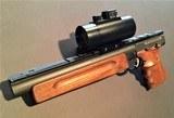 "Browning Buck Mark Silhouette Semi-Auto Pistol ~ 22 LR ~ 9 7/8"" Barrel ~ Simmons Red Dot - 10 of 13"