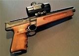 "Browning Buck Mark Silhouette Semi-Auto Pistol ~ 22 LR ~ 9 7/8"" Barrel ~ Simmons Red Dot - 2 of 13"