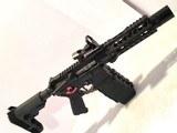 "AR15 Custom .223/5.56 Caliber ~7.5"" Pistol with Binary Trigger - 5 of 10"