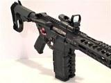 "AR15 Custom .223/5.56 Caliber ~7.5"" Pistol with Binary Trigger - 8 of 10"