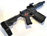 "AR15 Custom .223/5.56 Caliber ~7.5"" Pistol with Binary Trigger - 2 of 10"
