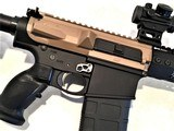 "AR10 Custom .308 Caliber ~ 10.5"" Rifle with Binary Trigger - 5 of 7"