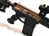 "AR10 Custom .308 Caliber ~ 10.5"" Rifle with Binary Trigger - 4 of 7"
