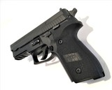 Sig Sauer P229 ~ .40 S&W / .357 Convertible w/ Black Alligator Holster - 3 of 9