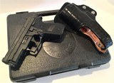 Sig Sauer P229 ~ .40 S&W / .357 Convertible w/ Black Alligator Holster - 7 of 9