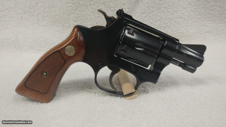 Smith e Wesson Duty SERIE PISTOLA caso 34 pollici