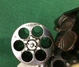 Smith & Wesson pre-model 10 five screw .38 special