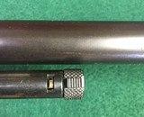 Remington 121 pump .22 rimfire.